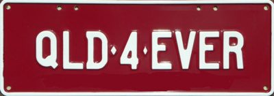 Maroons Plates