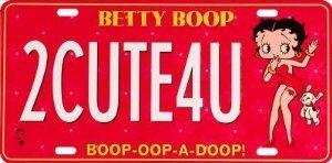 USA Betty Boop