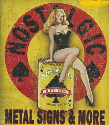NOVELTY SIGNS