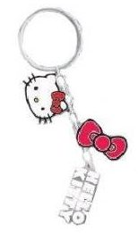d7a236571 HELLO KITTY CHARMS KEY CHAIN - Dixie Souvenirs