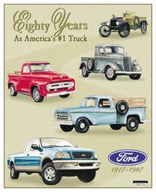 Ford Trucks 80 Year