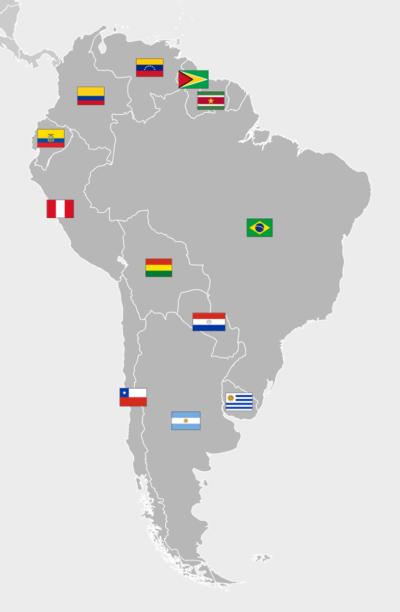 America South