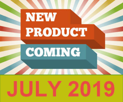 New Items July 2019
